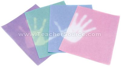 thermal color paper