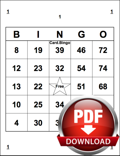 photo about Free Printable Bingo Cards With Numbers identify Free of charge Printable Bingo Playing cards - Bingo Card Generator
