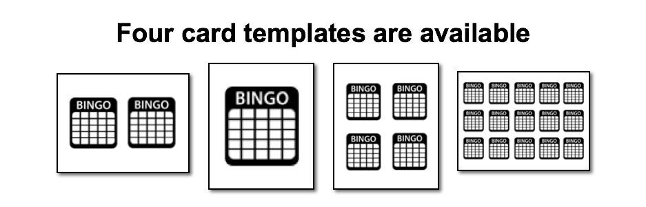 image about Free Printable Bingo Cards With Numbers titled No cost Printable Bingo Playing cards - Bingo Card Generator