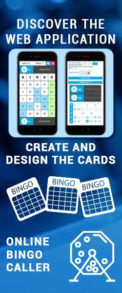 bingo maker web app