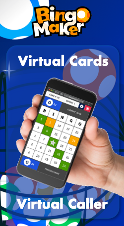 bingo maker web application